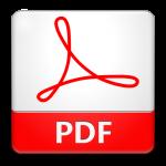 PDF значок