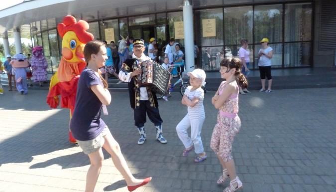 Сабантуй в Казани!