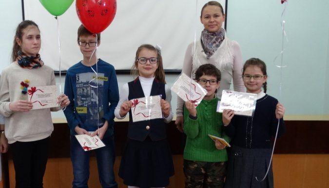 Маленькие пациенты Детской городской больницы №1 получили в подарок от Фонда линзы, которые остановят ухудшение зрения.