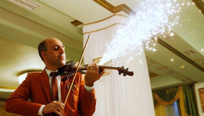Грачик Аванесян проведет уличный благотворительный концерт